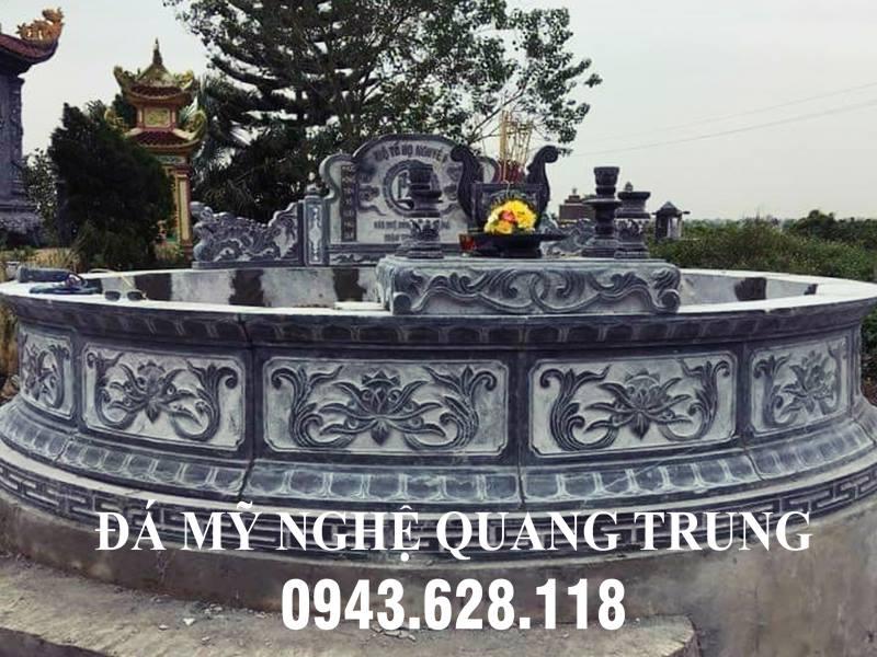 Mo da tron cao cap 2020 - Đá mỹ nghệ Quang Trung