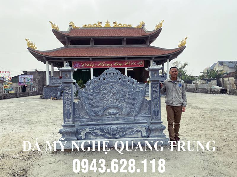 Tong quan Nha bia tuong niem Me Viet Nam Anh Hung