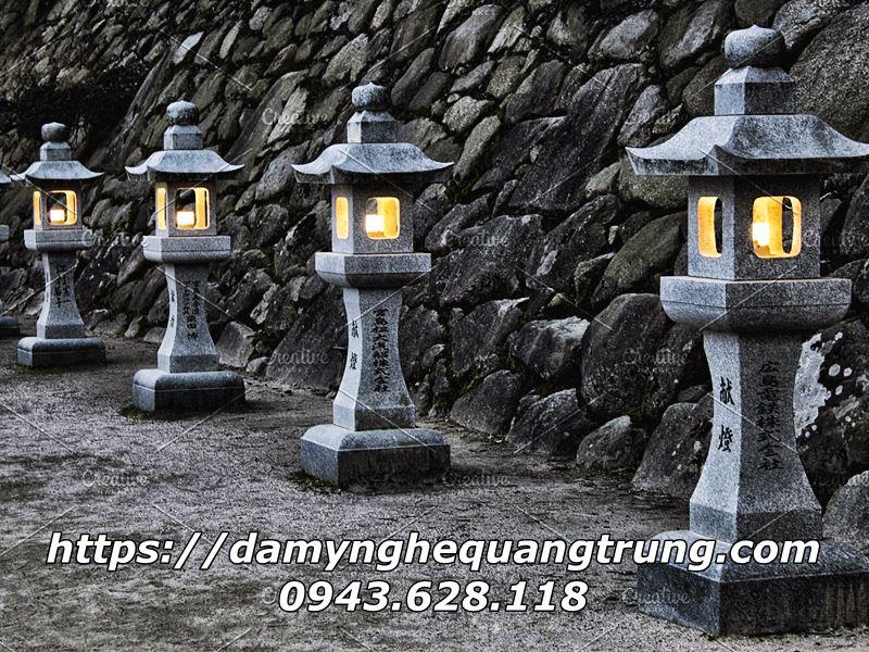 Den da trang tri Nhat Ban Den da co Mau Den da san vuon DEP 23 Lăng mộ đá, Mộ đá Ninh Bình