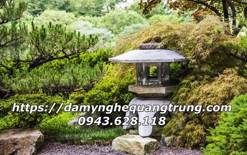 Den da trang tri Nhat Ban Den da co Mau Den da san vuon DEP 40 Lăng mộ đá, Mộ đá Ninh Bình