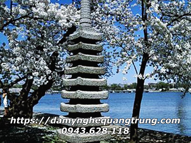 Den da trang tri Nhat Ban Den da co Mau Den da san vuon DEP 7 Lăng mộ đá, Mộ đá Ninh Bình