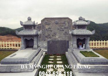Khu Lăng mộ đá ĐẸP tại Cẩm Giàng, Hải Dương