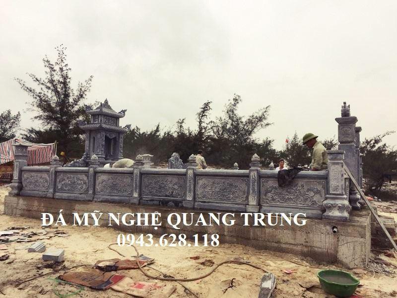 Mat hong Lang mo da xanh reu