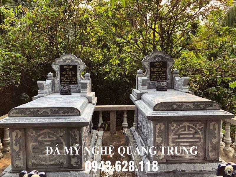 Mo da Tam Son DEP - Đá mỹ nghệ Quang Trung