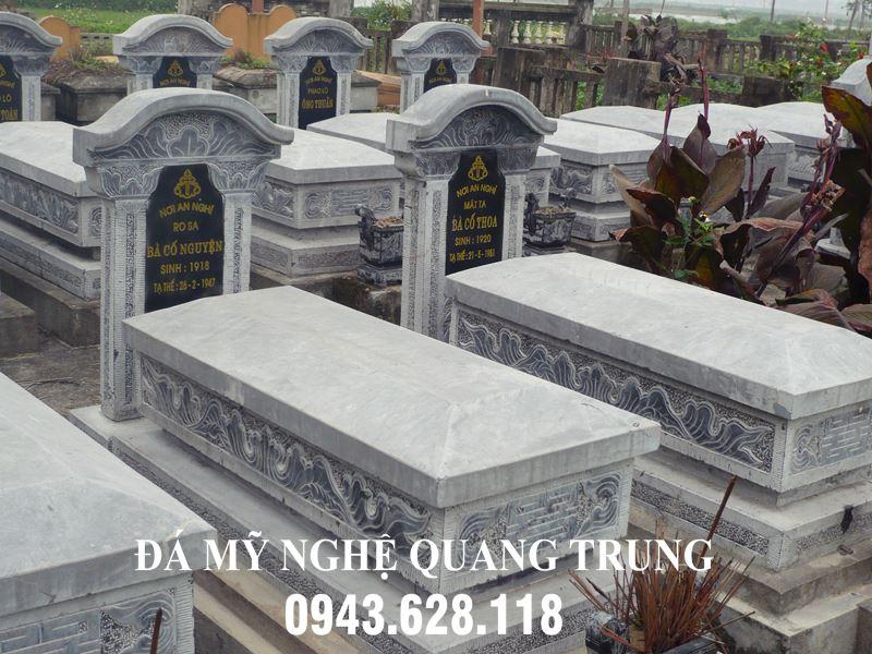 Mo da cong giao Thien Chua Giao cao cap Quang Trung