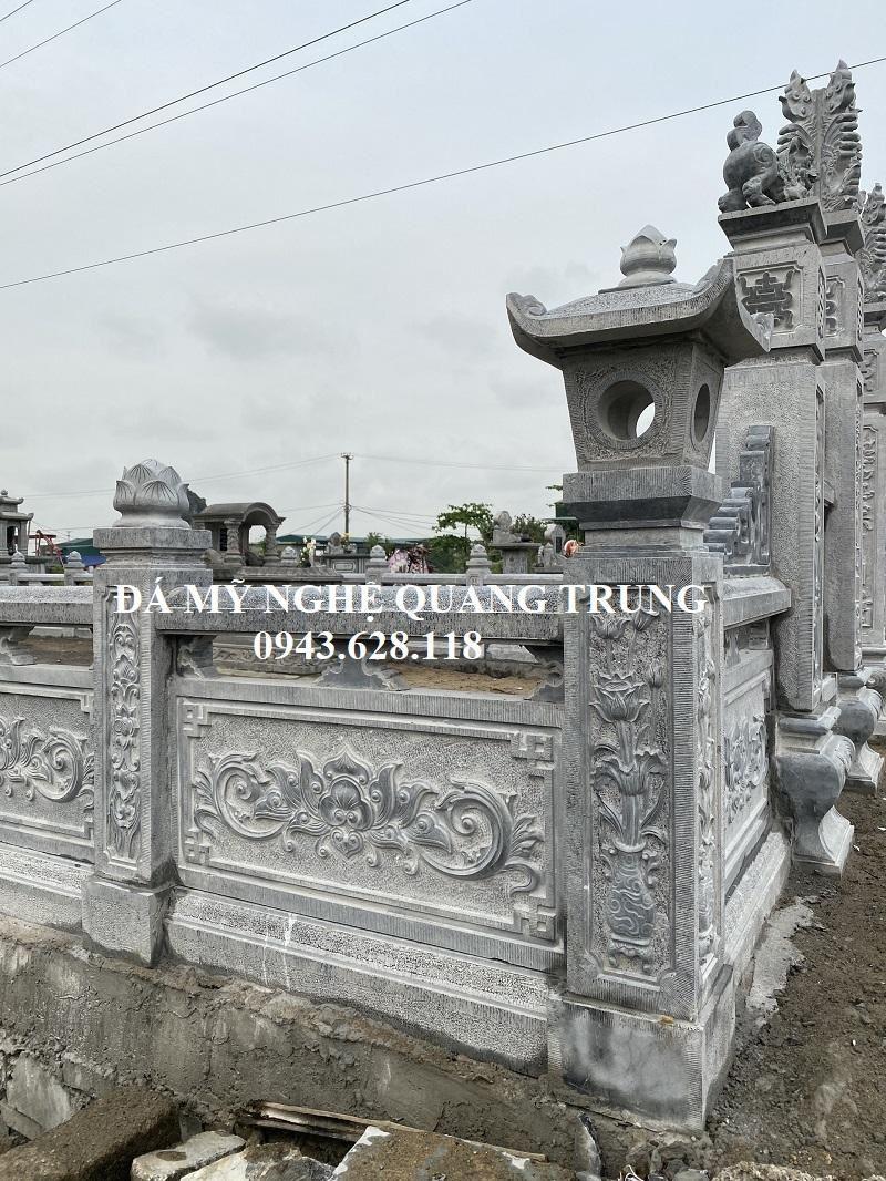 Cot tru Lan can va Hoa van Tam bung Lan can da Lang mo