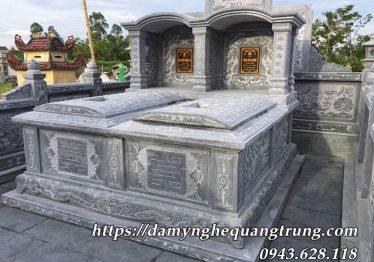 Tổng hợp Những Mẫu Mộ đá Đôi đẹp – Mộ đá ĐẸP Quang Trung năm 2020