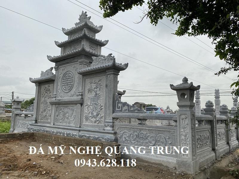 Phia sau Lang canh duoc tram khac bam bat ra ky luong