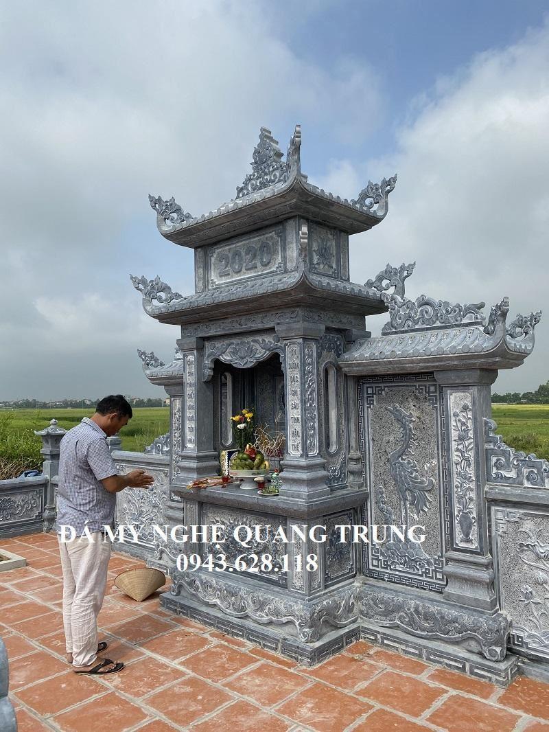 Anh Linh Sam thanh kinh thap huong cho Ong Ba