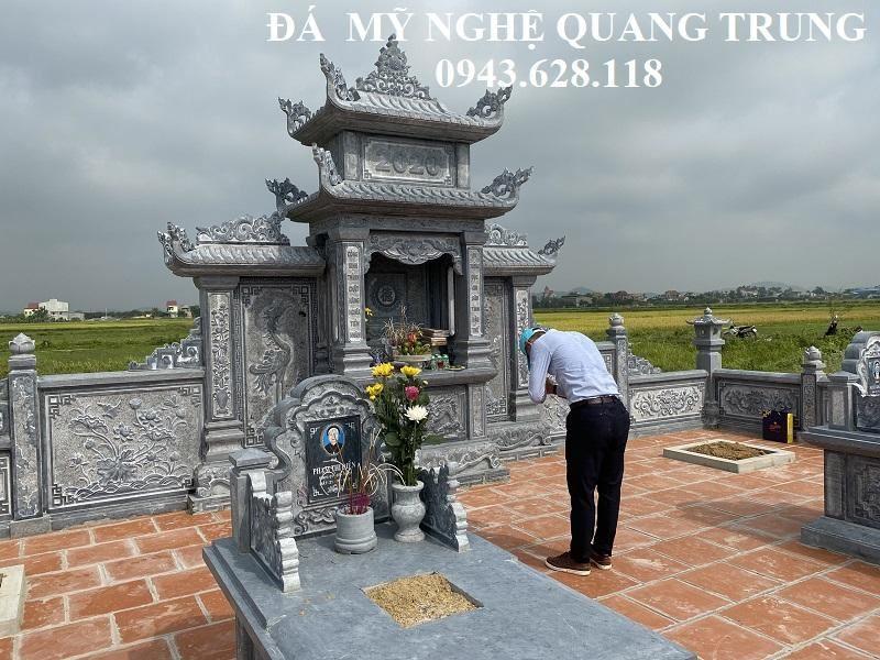 Da My Nghe Quang Trung don vi gia cong xay dung Lang Mo Da UY TIN hien nay