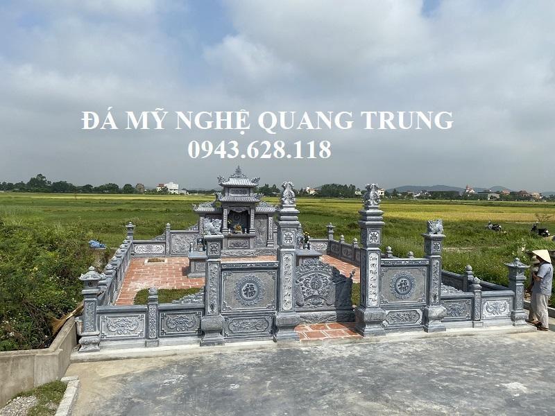 Hinh anh Khu Lang Mo Da Dep co kich thuoc Rong 830x1000cm