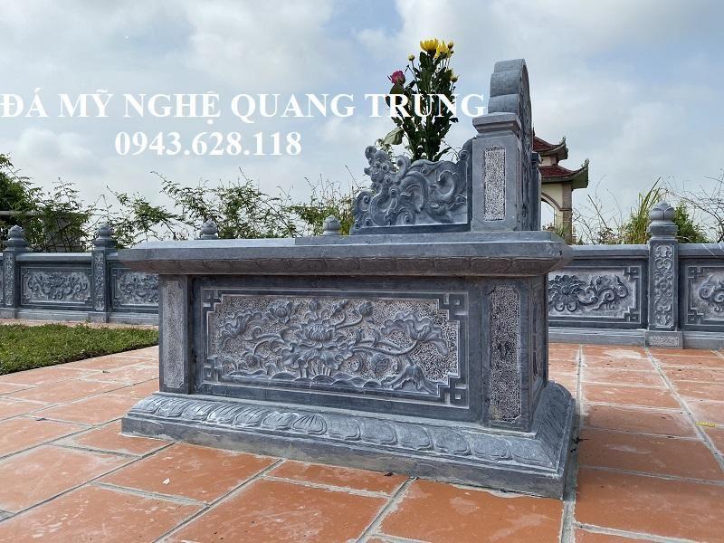 Hoa Van dang cap cua Mo Da DEP Quang Trung