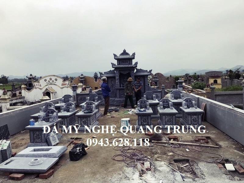 Khu Lang Mo Da DEP - Lang Mo Da cao cap Quang Trung 2020