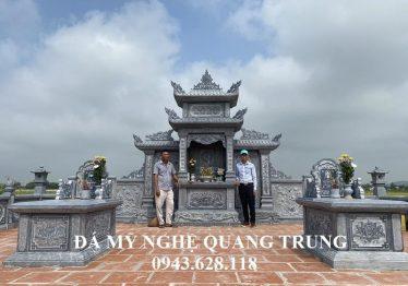 Xây dựng Khu Lăng Mộ Đá Đẹp tại xã Diễn Yên, huyện Diễn Châu, tỉnh Nghệ An