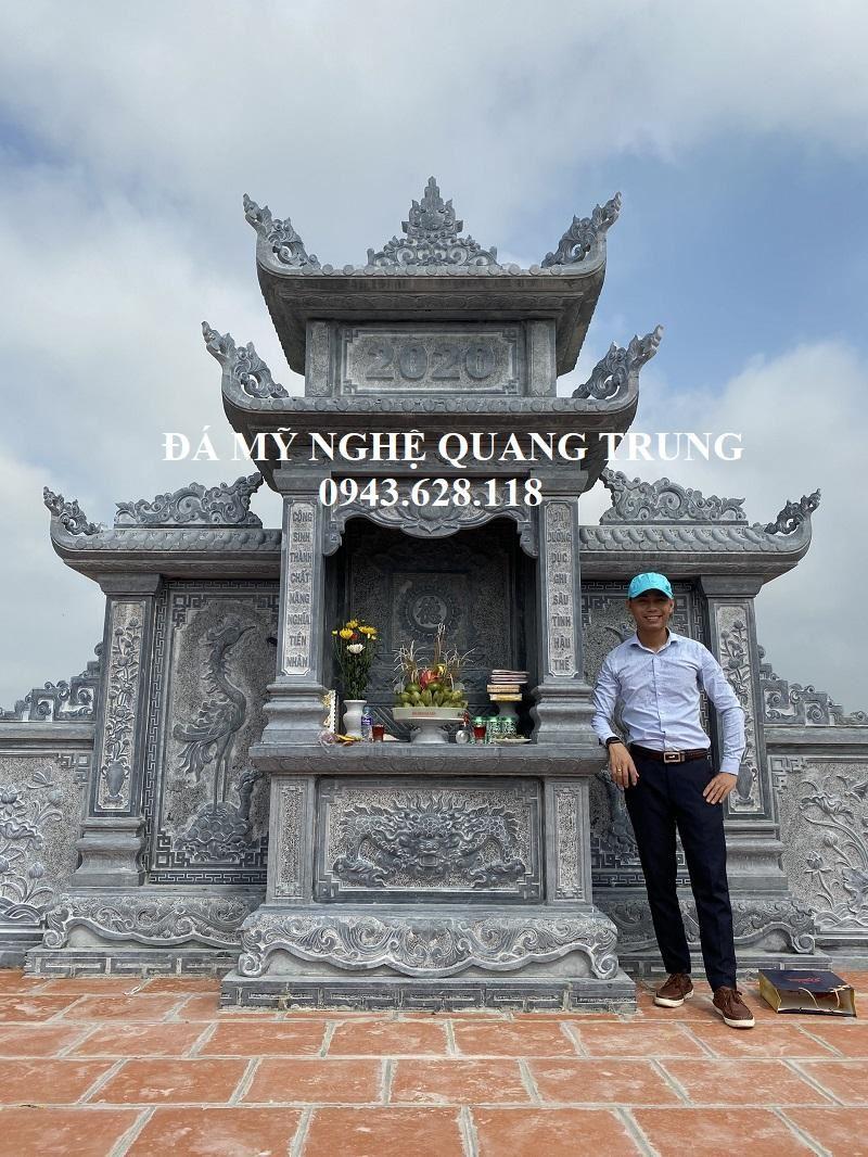 Mot thuong hieu va kieu mau Lang Tho Da (Am Tho Da) cao cap cua Da my nghe Quang Trung