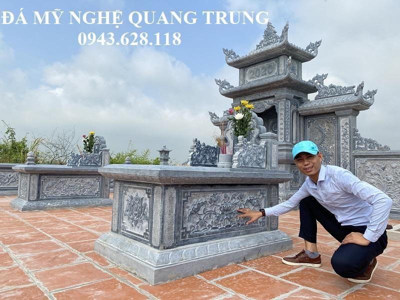 Ngoi Mo Da DEP cao cap cua Da My Nghe Quang Trung