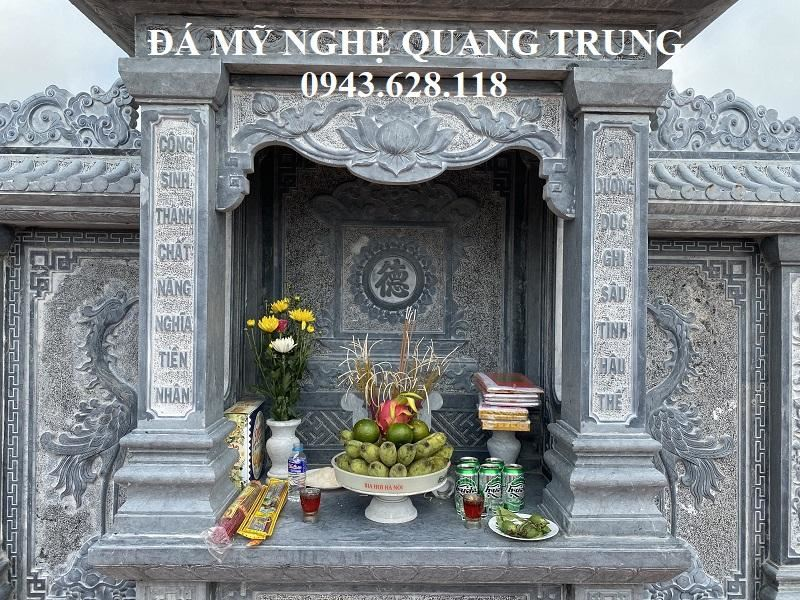 Phan Cung tho cua Lang tho da (Long Dinh Da)