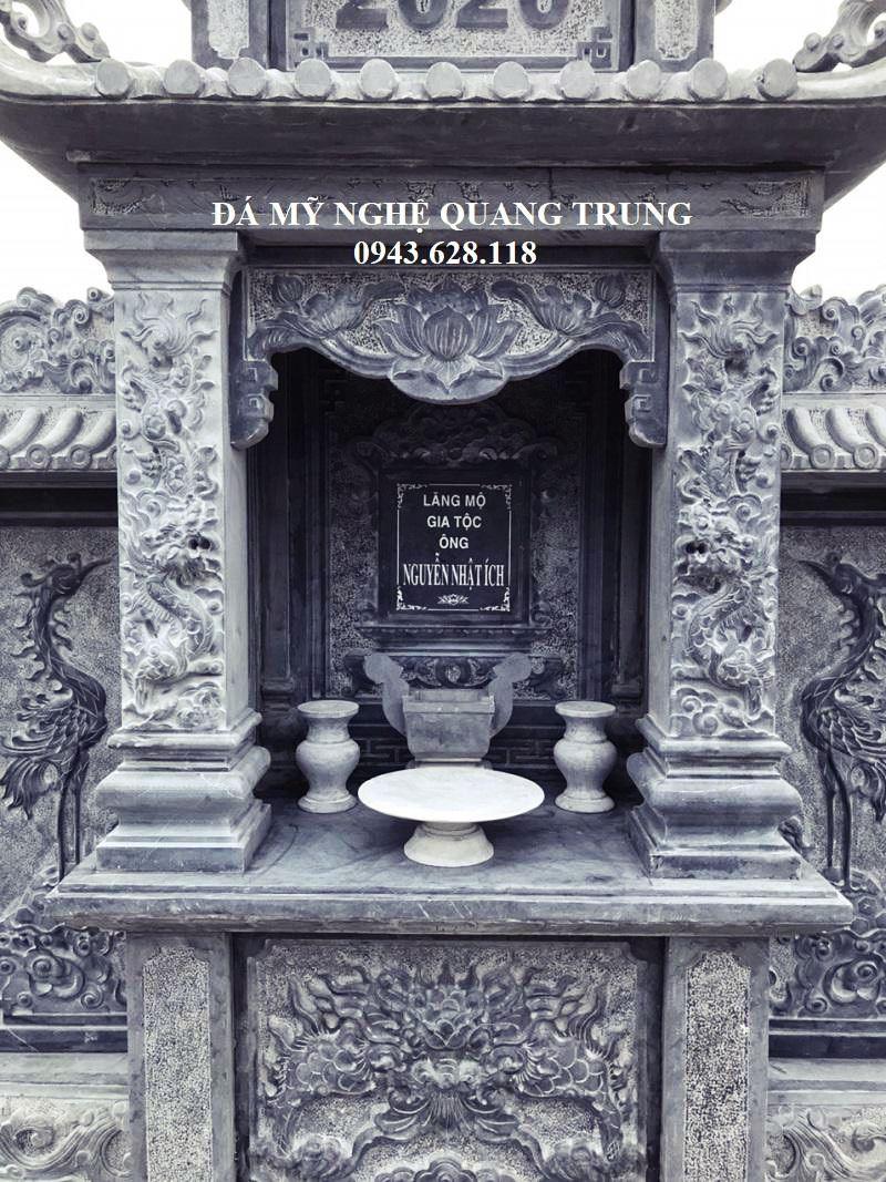 Phan Cung tho cua Long Dinh Da Khu Lang Mo da DEP