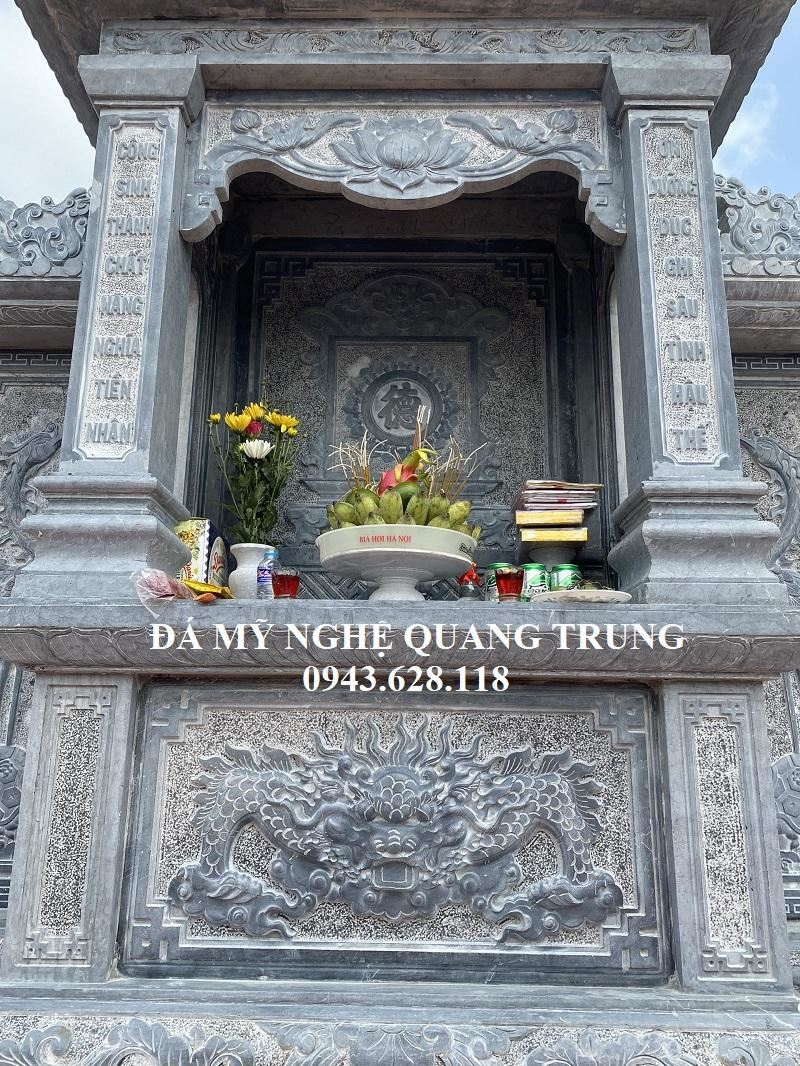 Phan Cung tho da cao cap cua Lang Mo DEP Quang Trung