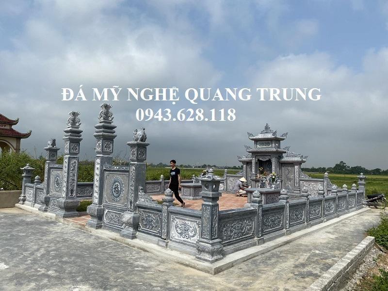 Tong quan Khu Lang Mo Da Dep tai Dien Chau - Nghe An nam 2020