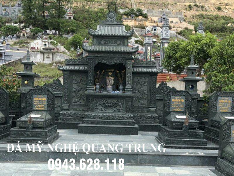 Lang mo da DEP - Lang mo da xanh reu DEP nam 2018 cua Da My Nghe Quang Trung