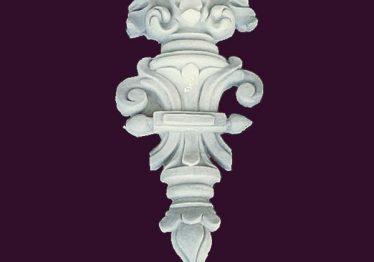 Mẫu Hoa văn phù điêu đầu cột đẹp2