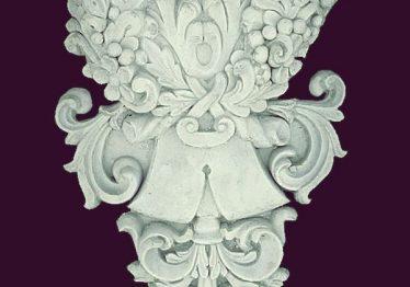 Mẫu Hoa văn phù điêu đầu cột đẹp17
