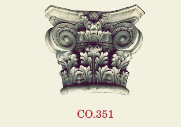 Mẫu Hoa văn phù điêu đầu cột đẹp22