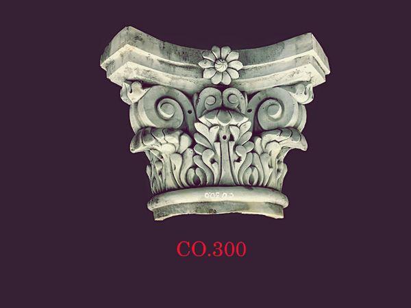 Hoa Van dau cot CO.300 Lăng mộ đá, Mộ đá Ninh Bình