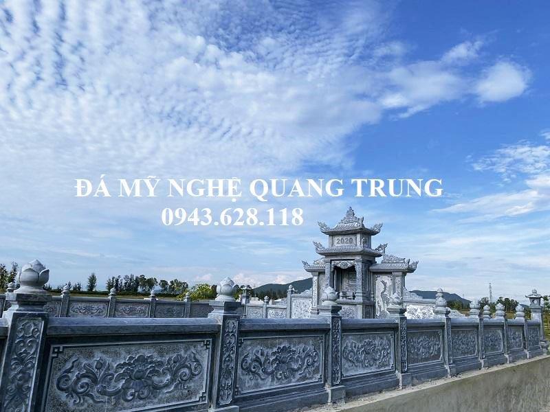 Hoa van Lan Can Da xanh cao cap Quang Trung