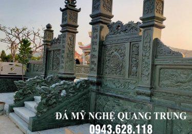 Xây dựng Khu lăng mộ đá xanh rêu cao cấp tại Ninh Bình