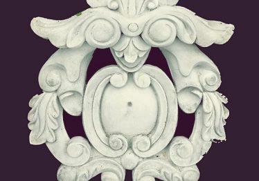 Mẫu Hoa văn phù điêu đầu cột đẹp43