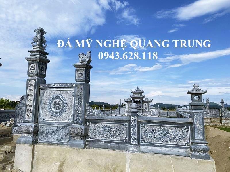 Mau Cong da vao khu Lang Mo