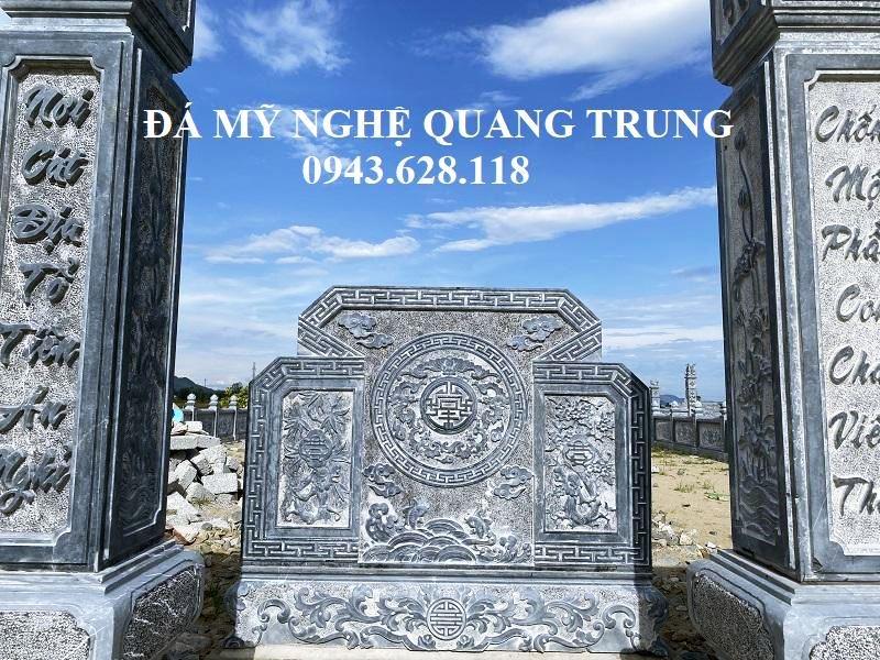 Mau Cuon thu da Vuong - Binh Phong Da cao cap Quang Trung