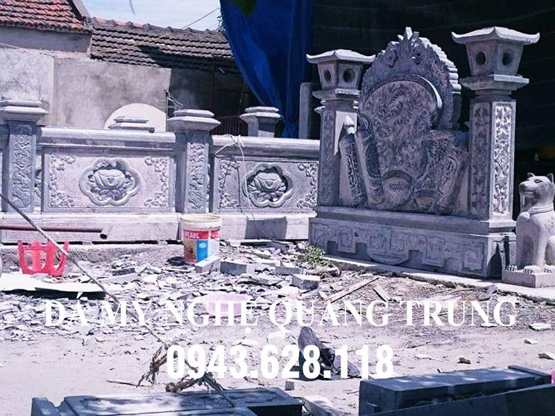 Mau Cuon thu da dep - Lan can da - Cho da cho Nha tho ho