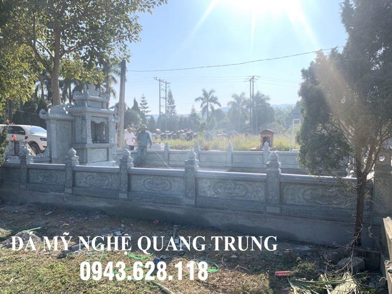 Mau Lang Mo Da DEP Trung Kien - Nhan Xay dung Lang Mo Da tren toan quoc
