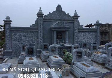 Mẫu Lăng Mộ đá họ Trần tại Nam Định – Mẫu Lăng thờ ấn tượng và độc đáo hiện nay