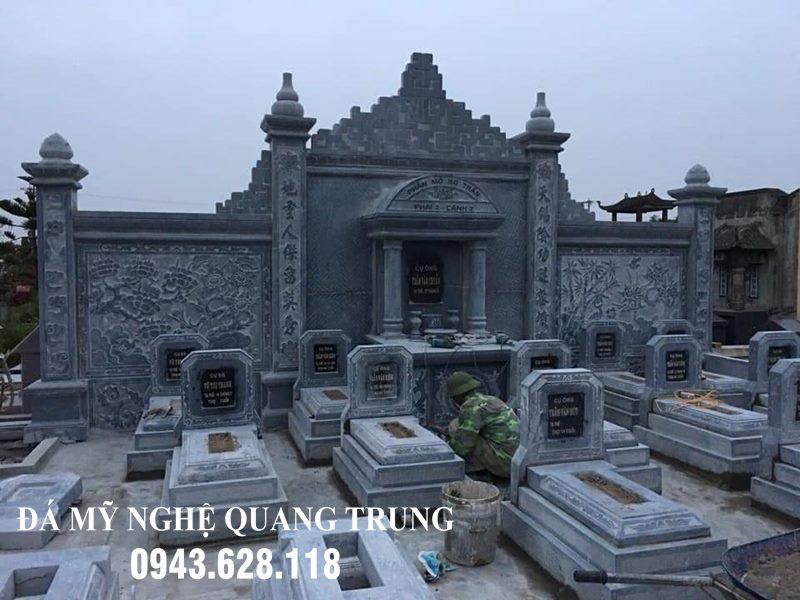 Mau Lang Mo da DEP Quang Trung - Ninh Van Hoa Lu Ninh Binh