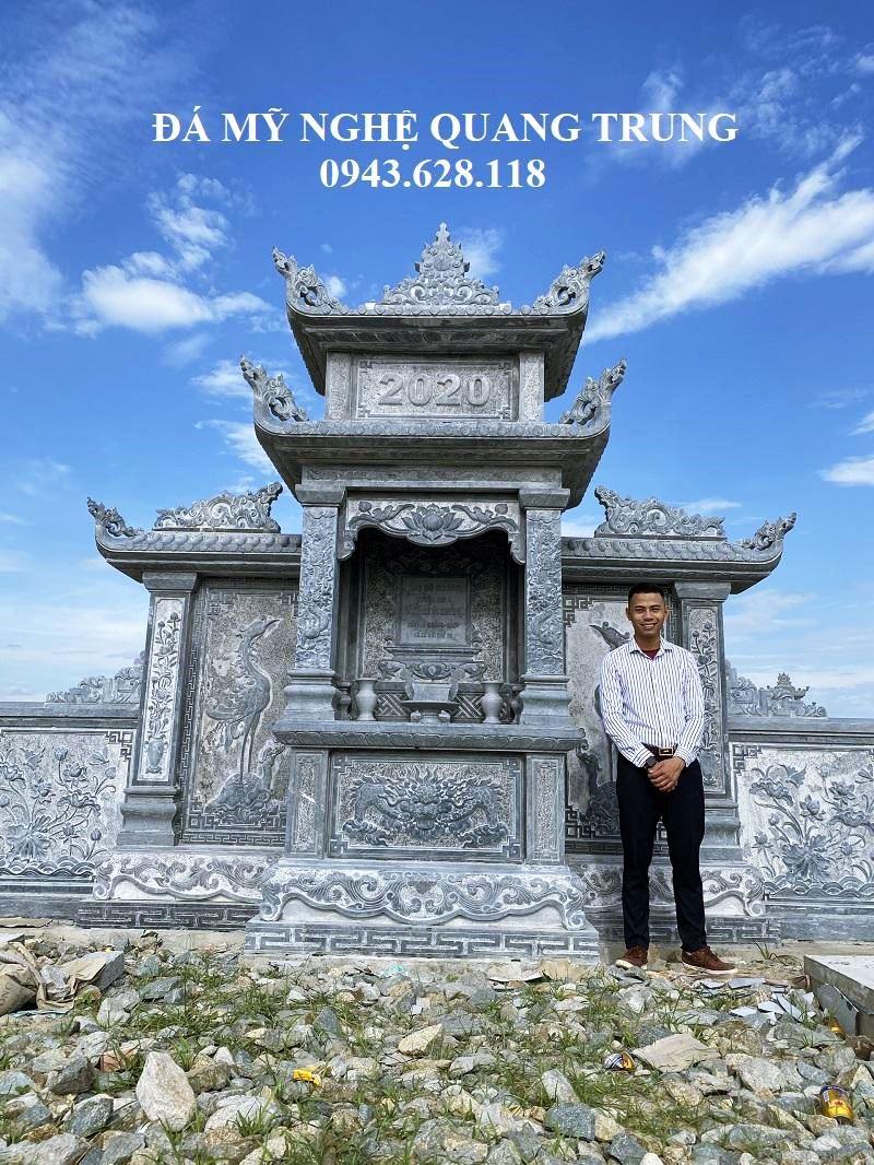 Mau Lang Tho Da - Long Dinh Da cao cap Quang Trung