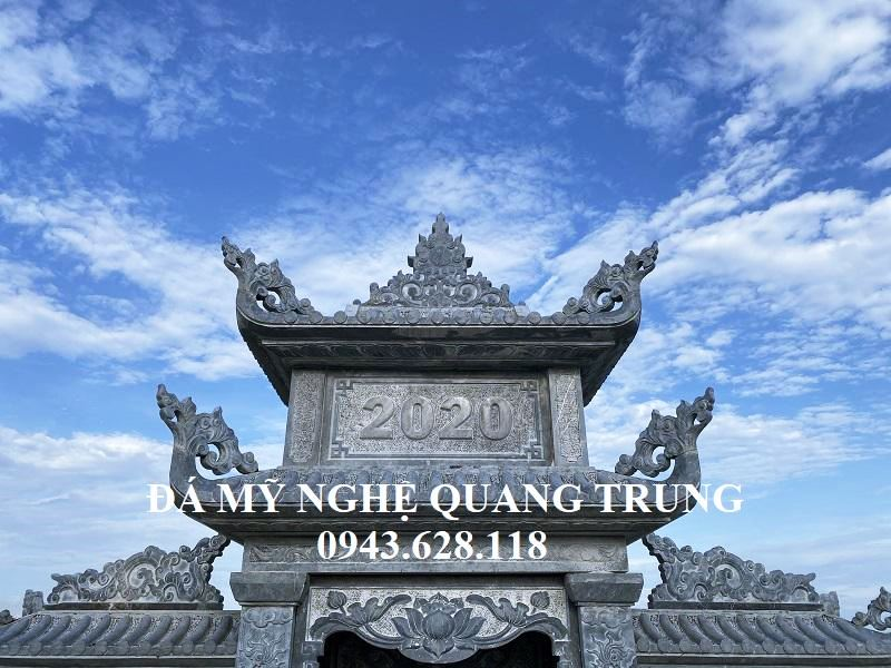 Mau Lang tho hai mai dep cua Quang Trung