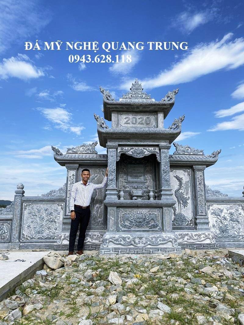 Mau Long Dinh Da dien hinh cua Da My Nghe Quang Trung