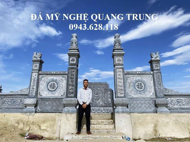 Nghe nhan tre Quang Trung chup anh luu niem tai Khu Lang Mo Da Nghe An