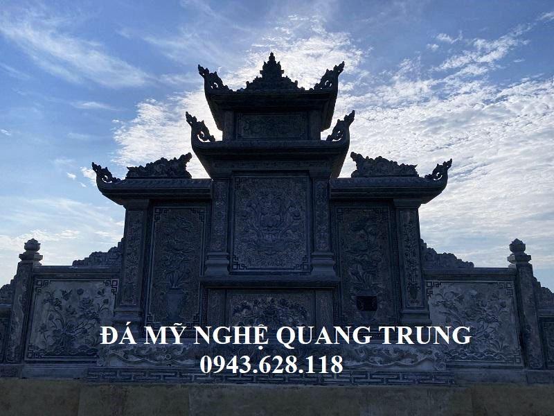 Phia Sau Lang Tho Da - Hinh anh cho thay thiet ke rat an tuong - dac sac