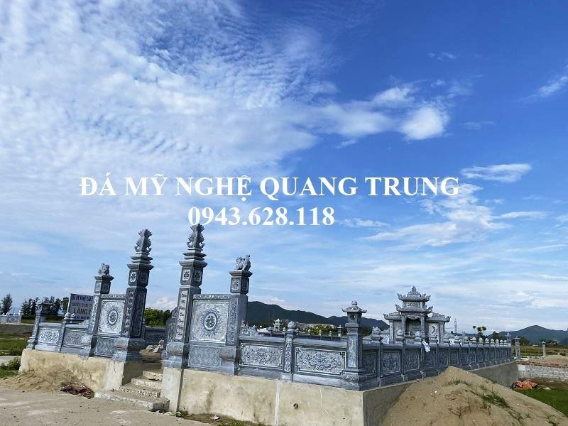 Tong quan xay dung Khu Lang Mo Da tai Nghe An 2020