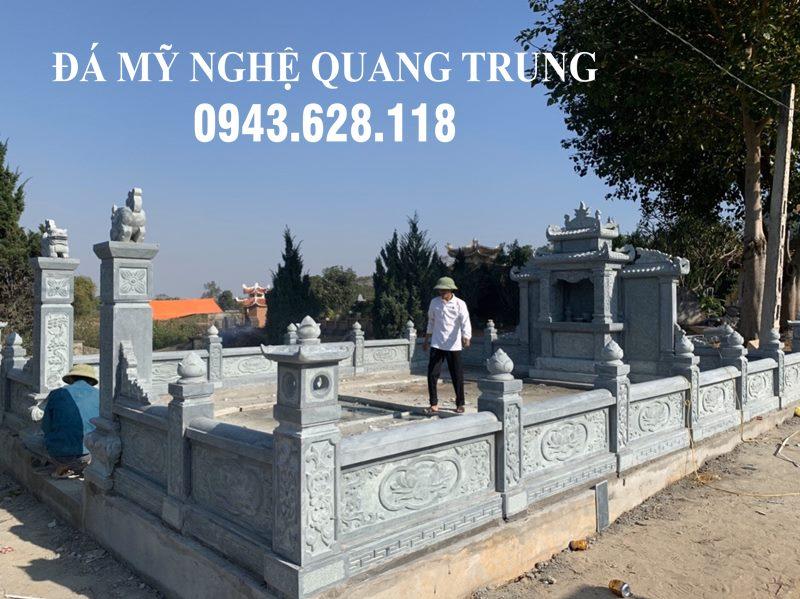 Xay Lang Mo Da DEP cao cap tai Ninh Binh