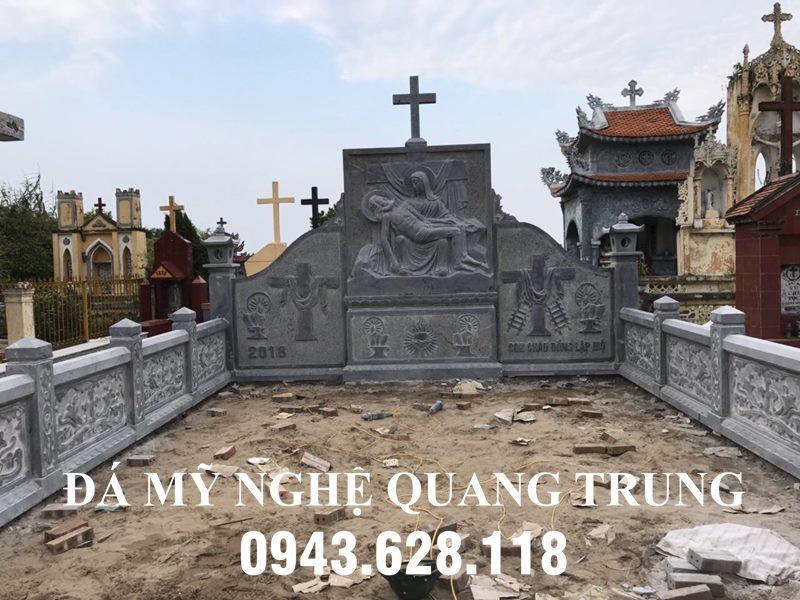 Binh Phong Da Hau Banh cho Khu Lang Mo da Cong giao DEP