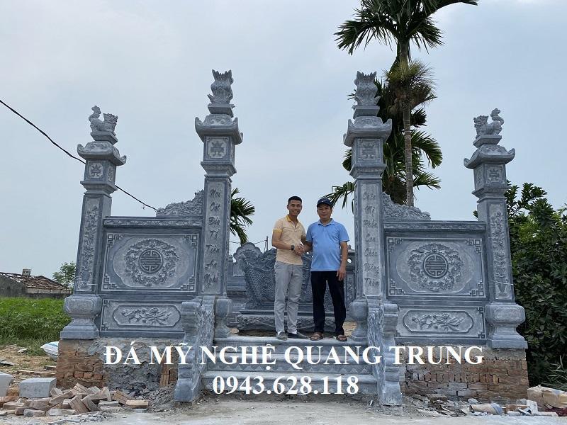 Khu Lang Mo Da Le Quoc dep