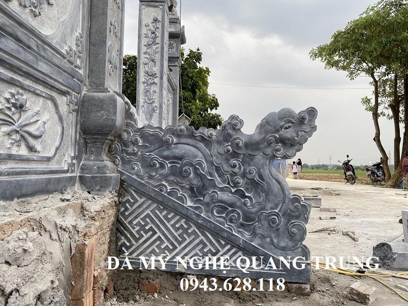 Rồng đá bò cao cấp của Đá mỹ nghệ Quang Trung