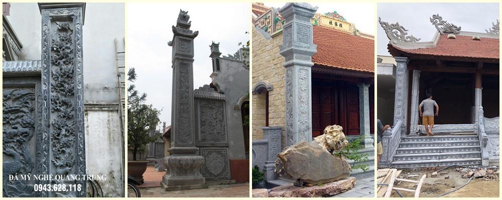 Cot da dep Mau Cot da cho Nha tho ho Quang Trung Lăng mộ đá, Mộ đá Ninh Bình
