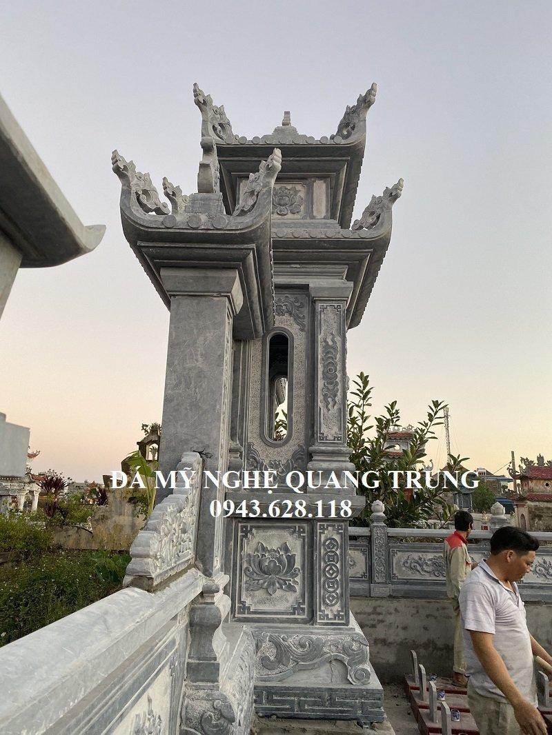 Chat lieu da thi cong duoc Da my nghe Quang Trung lua chon rat ky luong - ti mi
